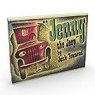 Jenny the Jeep by Jack Townend (Hardback)