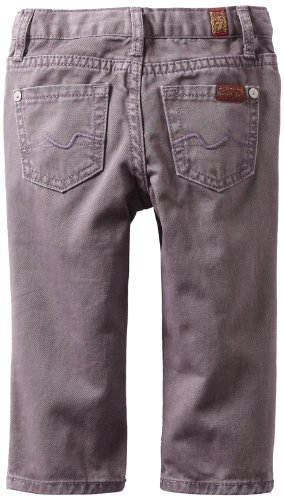 Hot Deal 7 For All Mankind Baby-boys Infant The Standard, Purple Ash, 18 Months