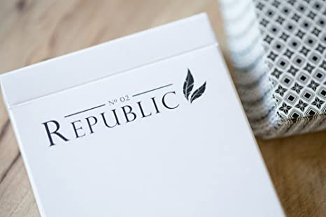 Top Deck Cards: Republic No. 2 Playing Cards By Ellusionist
