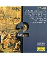 Verdi: Un ballo in maschera (2 CD's)