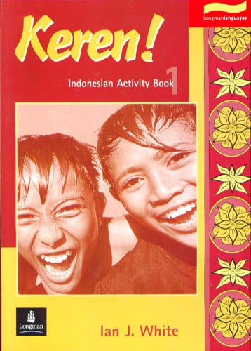 Keren! Indonesian Activity Book