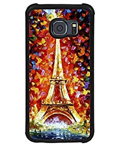 Aart Designer Luxurious Back Covers for Samsung Galaxy S6 Edge + 3D F2 Screen Magnifier + 3D Video Screen Amplifier Eyes Protection Enlarged Expander by Aart Store.