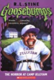 Goosebumps (043956834X) by R.L. Stine