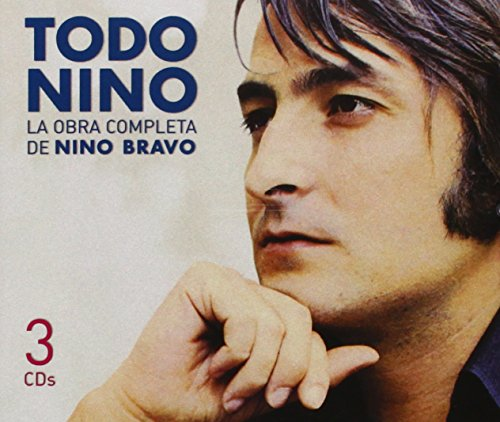 Nino Bravo - Todo Nino  La Obra Completa De - Zortam Music