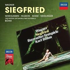 """Wagner: Siegfried / Act 2 - """"Es schweigt und lauscht"""""""