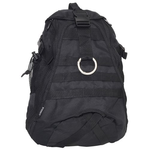 Everest Sporty Hydration Sling Bag (Black)