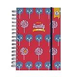 2015 Organised Mum Family Life Book diary (Starts mid-Aug '14 until Dec '15)