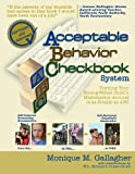 img - for Acceptable Behavior Checkbook System book / textbook / text book