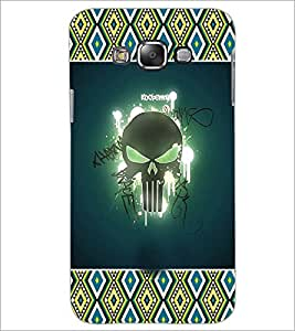 PrintDhaba Skull D-3622 Back Case Cover for SAMSUNG GALAXY GRAND 3 (Multi-Coloured)