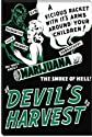 "Marijuana, Devils Harvest Vintage Movie Poster Giclee Canvas Art Print #5081 40""x26"""