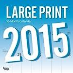 Large Print 2015 Square 12x12 (Multil...