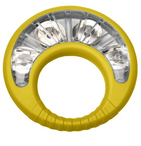 Hohner Kids MT608 Toddler Tambourine - Yellow Color: Yellow Model: