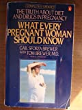 What Every Pregnant Woman Should Know