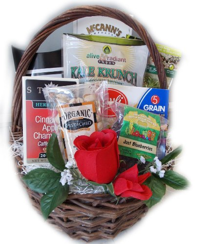 Diabetic Valentine'S Day Gift Basket