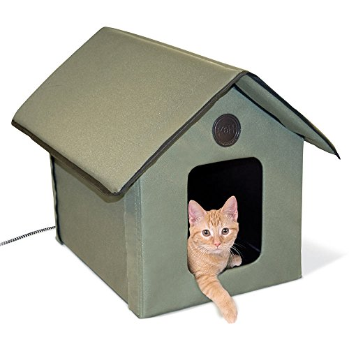 best heated insulated outdoor cat houses for winter on flipboard. Black Bedroom Furniture Sets. Home Design Ideas