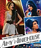 NEW Amy Winehouse - I Told You I Was Trouble (blu- (Blu-ray)