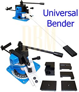 Universal Hot Cold Steel Metal Bender Bending Flat Rebar