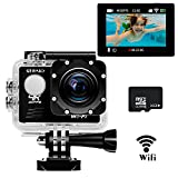 4K Ultra HD Action Camera with Wifi