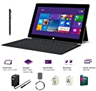New Microsoft Surface Pro 2 Core i5-4200U 8G 512GB 10.6 touch screen 1920x1080 Full HD Wacom Pen Windows 8 Pro Multi-position Kickstand(Without Dock