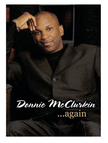 Cover art for  Donnie McClurkin Again
