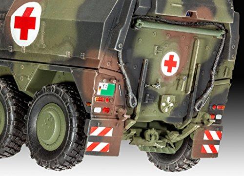 Revell-03241-Modellbausatz-GTK-Boxer-Sanittsfahrzeuge-im-Mastab-135