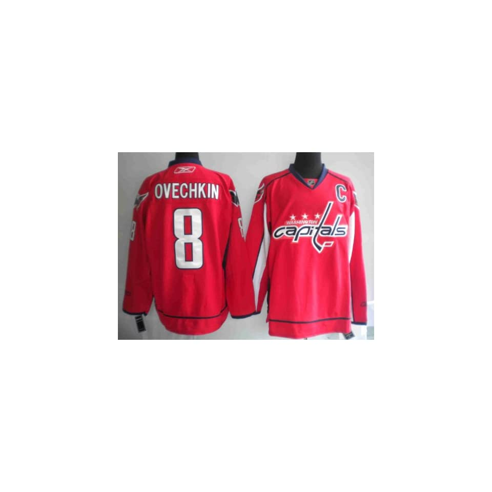 online store 2ae54 27b31 Alexander Ovechkin Jersey Washington Capitals Youth Jersey ...