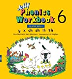 Jolly Phonics Workbook 6 (1844141039) by Lloyd, Sue
