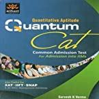 Quantitative Aptitude Quantum CAT Common Admission Test For Admission into IIMs 1st Edition (Paperback)
