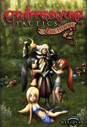 Grotesque Tactics: Evil Heroes [Download]