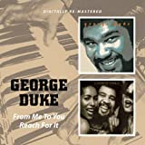 FROM ME TO YOU, REACH FOR IT BONUS TRACK By George Duke (2009-08-10)