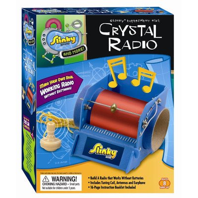 Crystal Radio / Electric Motor - Combo Pack