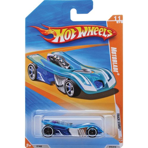 Hot Wheels Motoblade - 1