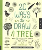 img - for 20 Ways to Draw a Tree and 44 Other Nifty Things from Nature: A Sketchbook for Artists, Designers, and Doodlers book / textbook / text book