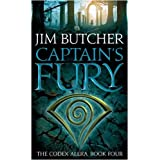 Captain's Fury: The Codex Alera: Book Fourby Jim Butcher