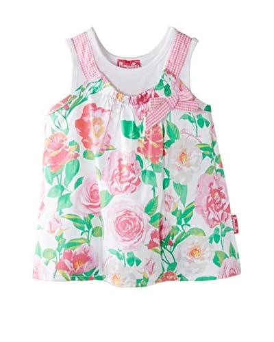 Pampolina Blusa [Rosa/Verde]
