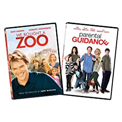 Parental Guidance  / We Bought a Zoo (Two-Pack)