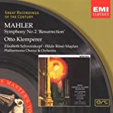 "Great Recordings Of The Century - Mahler (Sinfonie Nr. 2)von ""Elisabeth Schwarzkopf"""