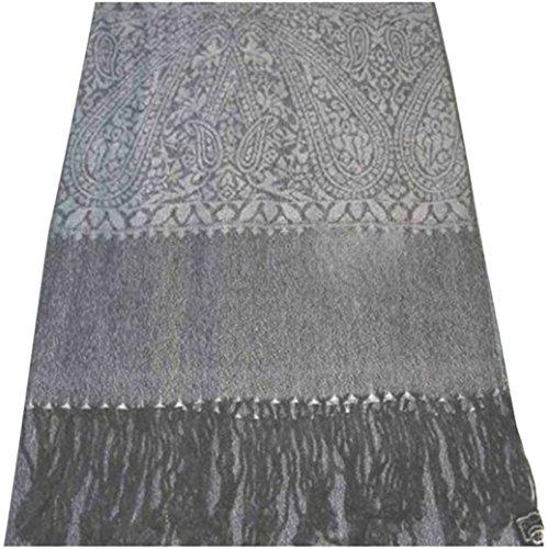 cj-apparel-grigio-argento-nero-paisley-design-scialle-di-pashmina-sciarpa-stola-dellinvolucro-cj-app