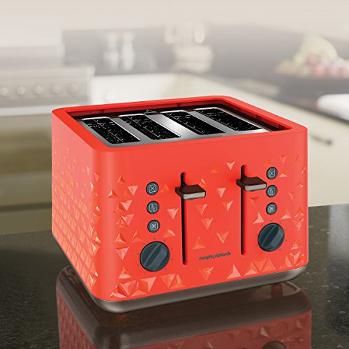 Morphy Richards 248106 Prism Toaster - Orange