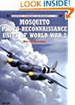 Mosquito Photo-Reconnaissance Units o...