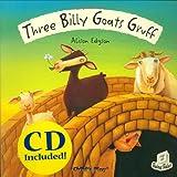 Three Billy Goats Gruff (Flip-Up Fairy Tales)
