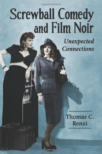 screwball comedy thesis Screwball comedy is my favorite movie genre,  that's as it should be, because cavell makes a brilliant case for his thesis, all the time.