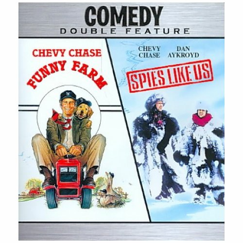 FUNNY FARM/SPIES LIKE US