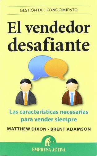 EL VENDEDOR DESAFIANTE descarga pdf epub mobi fb2