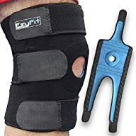 EzyFit Adjustable Knee Brace Non-slip…