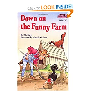 Down on the Funny Farm (Step into Reading) by Patrick King