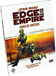 Star Wars Edge of the Empire RPG: Suns of Fortune Sourcebook