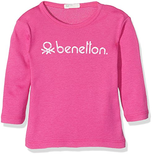 united-colors-of-benetton-3c78mm1ns-t-shirt-unisex-adulto-viola-purple-6-meses-taglia-produttore-62