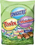 Mars Minis Variety Mix Chocolates for Spring, 19.19-Ounce Pouches (Pack of 3)