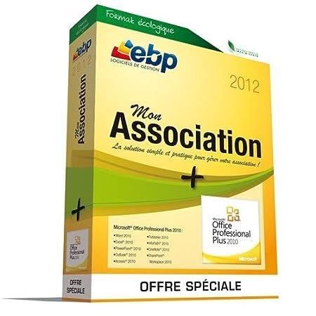 EBP Mon Association 2012 - Offre Spéciale MS 2010
